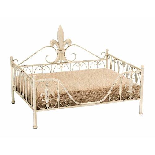 Metal Dog Bed