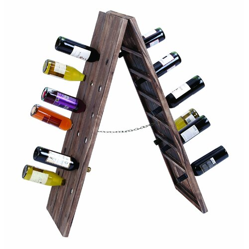 Woodland Imports 36 Bottle Wine Rack
