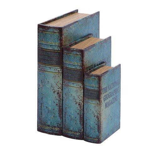 Woodland Imports National Geographic Book Box
