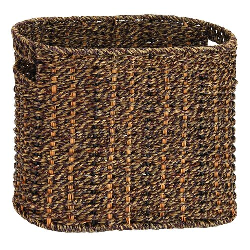 Seagrass Magazine Basket
