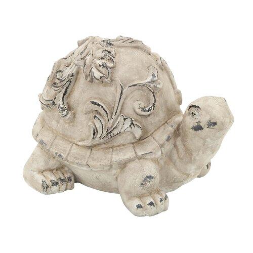 Woodland Imports Garden Turtle Statue