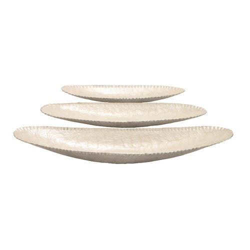 Aluminum Dish (Set of 3)