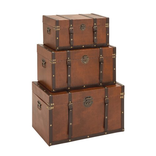 Woodland Imports Timeless Trunk