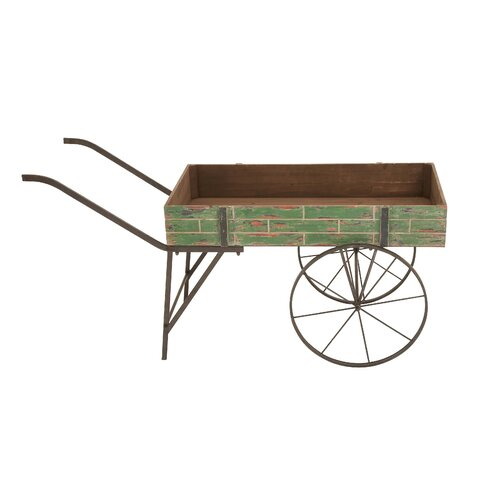 Rectangular Cart Planter