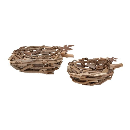 Woodland Imports Trays