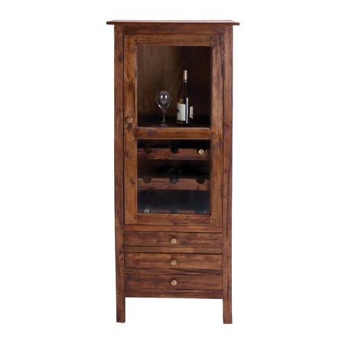 18 Bottle Wine Cabinet