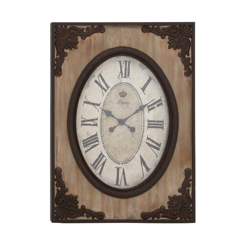 Country Style Wall Clock