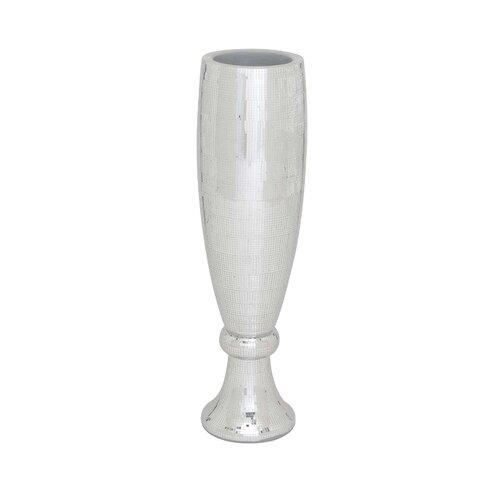 Mirror Mosaic Vase