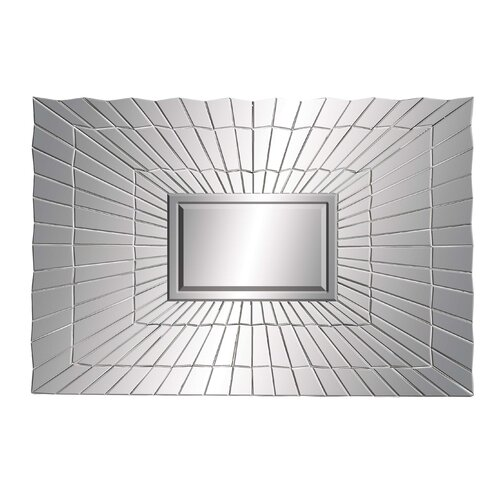 Decorative Square Wall Decor Mirror