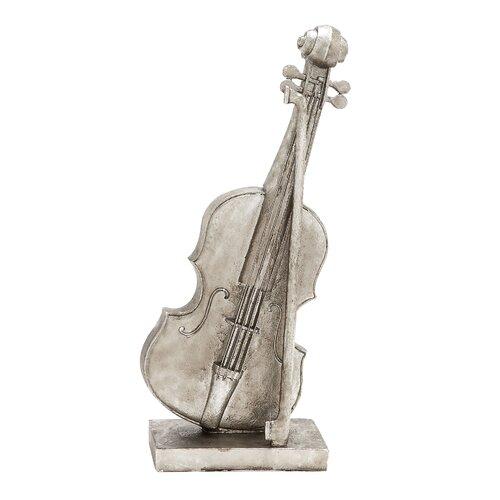 Woodland Imports Violin Sculpture