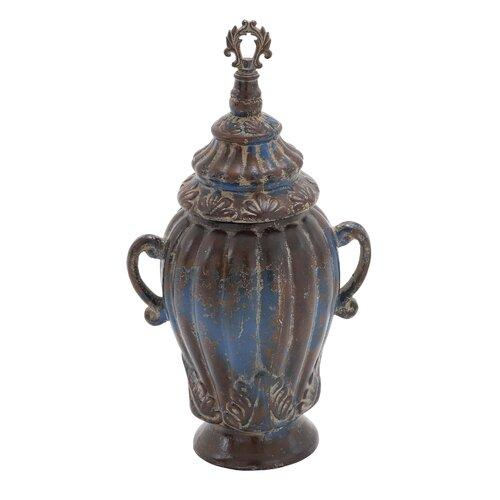 Ceramic Decorative Jar Decor Sculpture