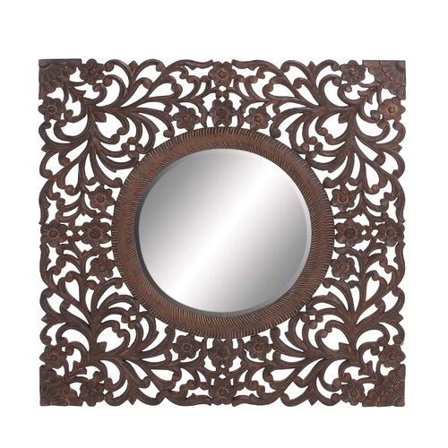 Ethnic Wall Mirror