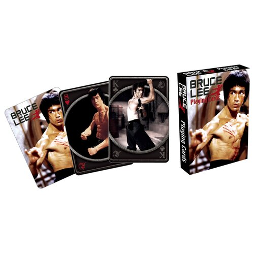 Aquarius Bruce Lee Playing Cards