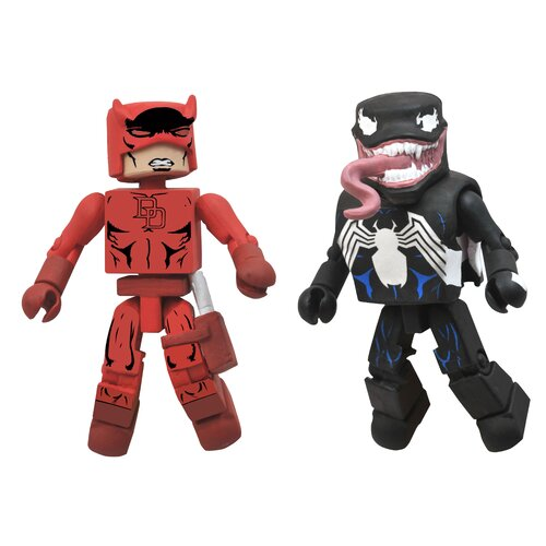 Diamond Selects Marvel Minimates Best of Series 2: Daredevil and Venom