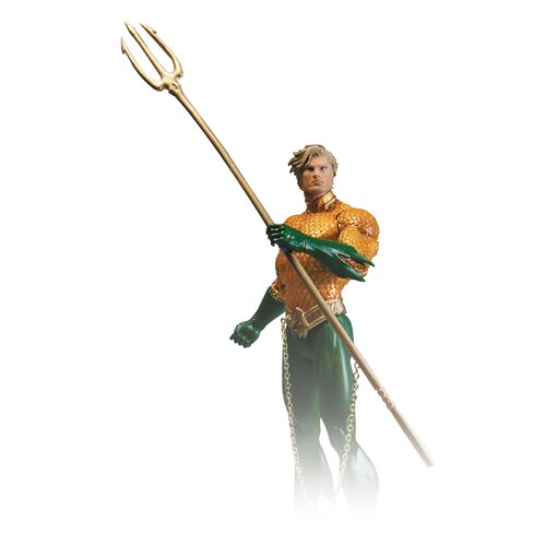 Diamond Selects DC Comics Justice League Aquaman Action Figure