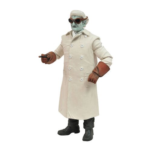 Munsters Hot Rod Grandpa Action Figure