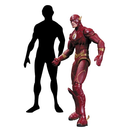 Diamond Selects DC Comics Injustice: Gods Among Us The Flash vs TBA Action Figure