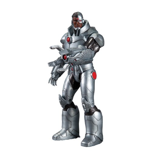Diamond Selects Justice League Cyborg Action Figure