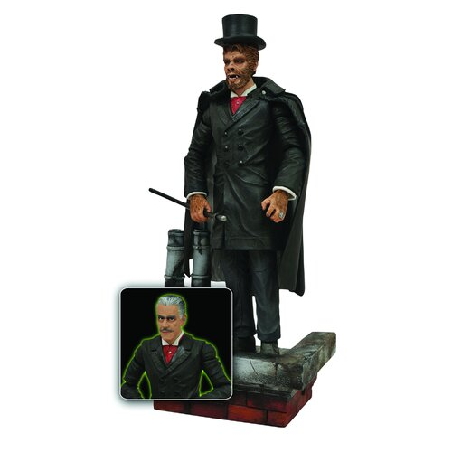 Diamond Selects Universal Monsters Jekyll and Hyde Action Figure