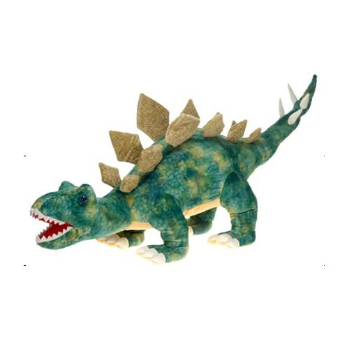 Stegosaurus with Sound Stuffed Animal