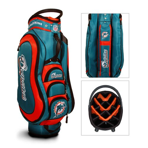 Team Golf NFL Medalist Cart Bag