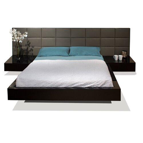 Sharelle Furnishings Sharon Platform Bed Reviews Wayfair