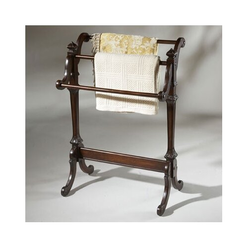 Butler Plantation Cherry Quilt Rack