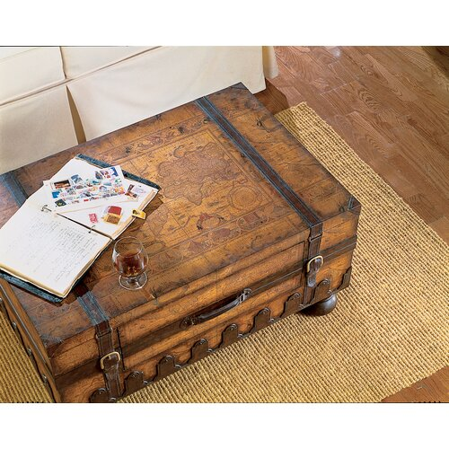 Butler Heritage Trunk Coffee Table