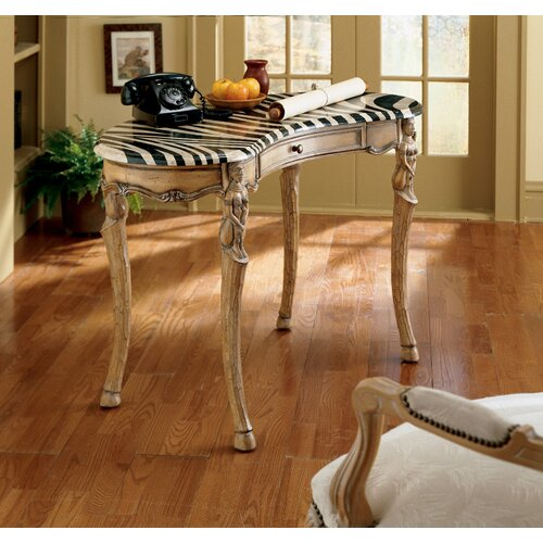 Heritage Zebra Writing Desk
