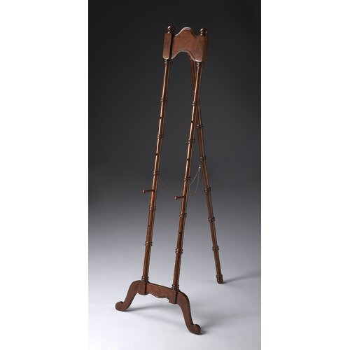 Butler Easel in Plantation Cherry