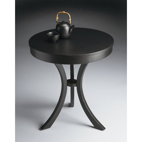 Butler Black Licorice Side Table