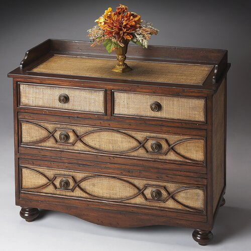 Heritage 4 Drawer Chest