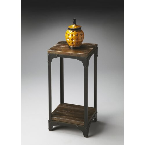 Butler Mountain Lodge End Table