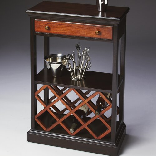 Loft 8 Bottle Wine Rack