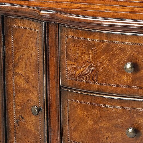 Butler Artist's Originals 3 Drawer Console Cabinet