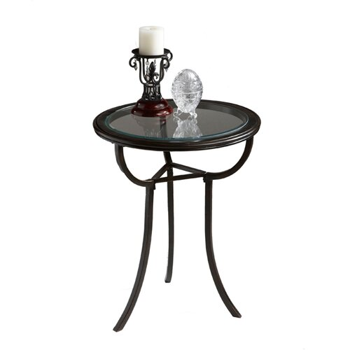 Butler Metalworks Round End Table