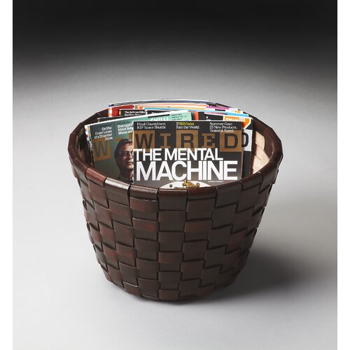Butler Modern Expressions Magazine Basket