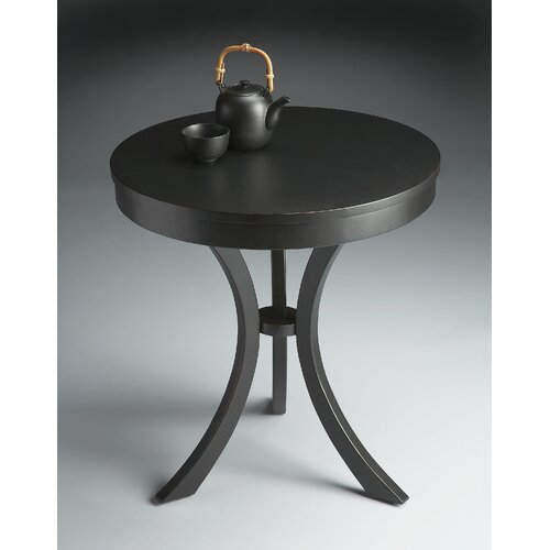 Black Licorice Side Table