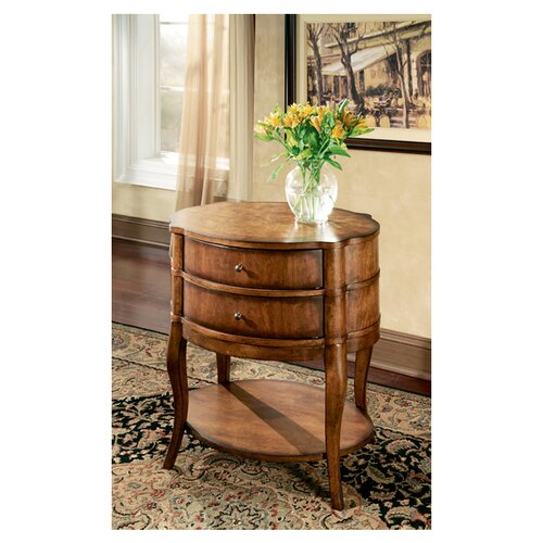 Butler Transitions End Table