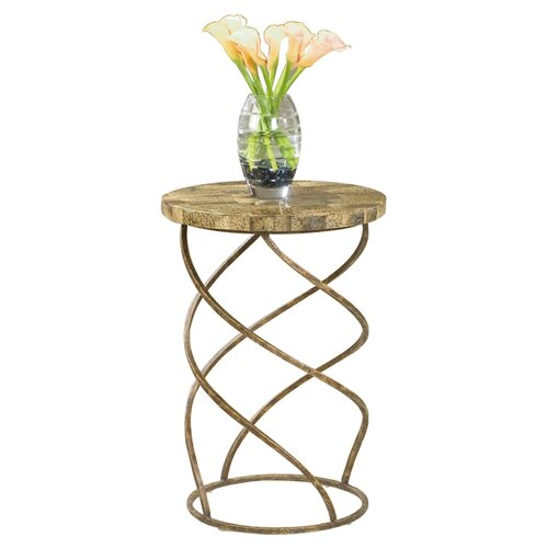Butler Metalworks Twist End Table