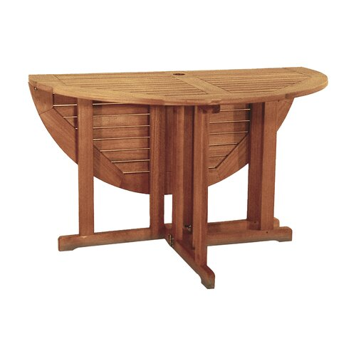 ACHLA Round Folding Dining Table