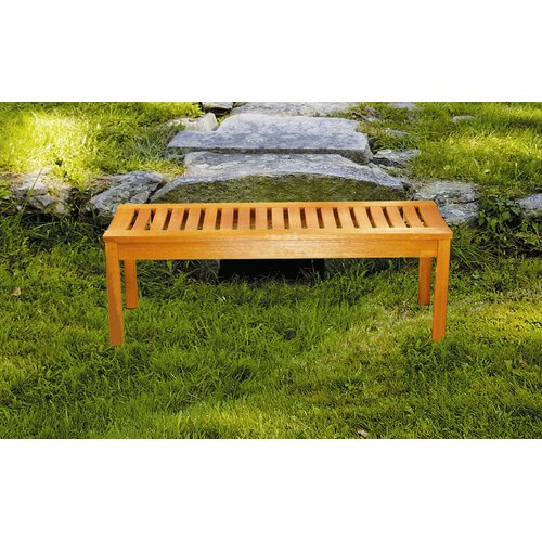 ACHLA Wood Picnic Bench