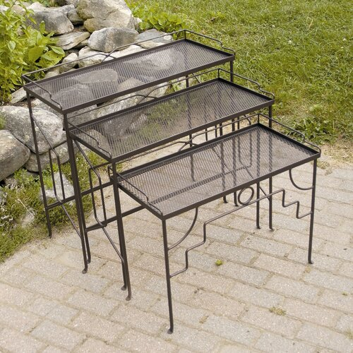 ACHLA Nesting Tables 3 Piece Set