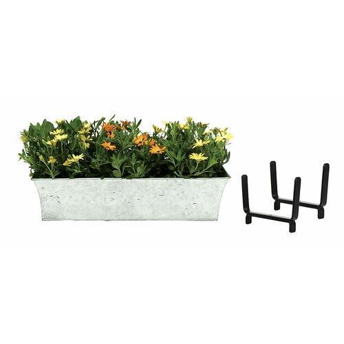 ACHLA Rectangle Deck Planter Box