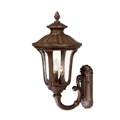 Acclaim Lighting Augusta 3 Light Wall Lantern