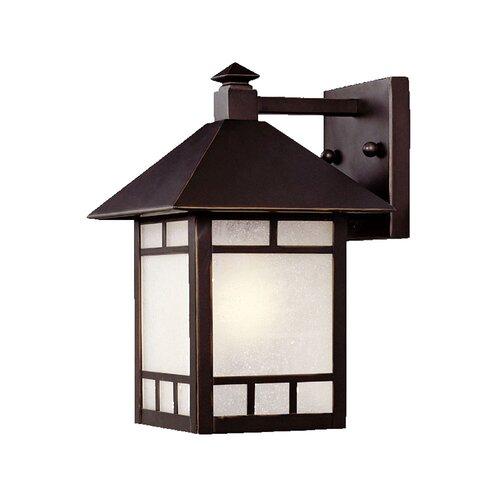 Acclaim Lighting Artisan 1 Light Wall Lantern