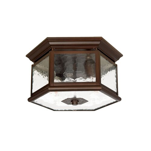 Acclaim Lighting Beaufort 2 Light Flush Mount