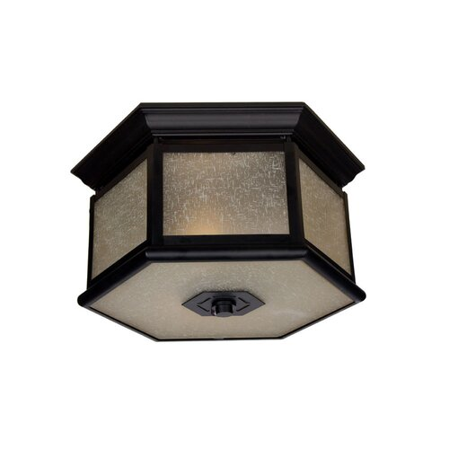 Acclaim Lighting Beaufort ES 2 Light Flush Mount