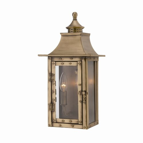 Acclaim Lighting St. Charles 2 Light Outdoor Wall Lantern