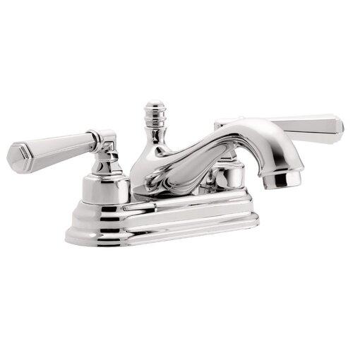 Monterey Two Handle Centerset Bathroom Faucet